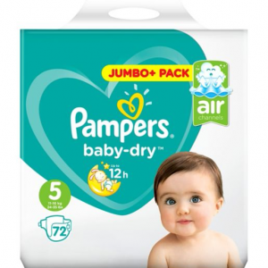 Pampers Baby Dry 5 dydis (11-16 kg)