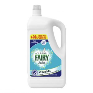Fairy Non-Bio Compact 130 Washes - 4.55 L