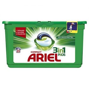 Ariel 3in1 Pods 35 Washes - 35 vnt