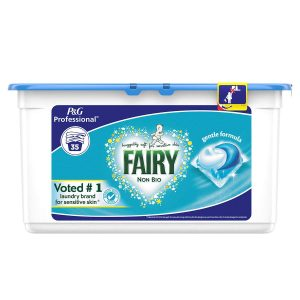 Fairy Non-Bio 35 Washes - 35 vnt