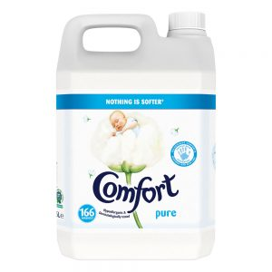 Comfort Pure 166 Washes - 5 L