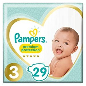 Pampers Premium Protection 3 dydis (6-10 kg)