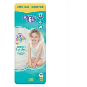 Asda Little Angels 6+ dydis (20+ kg)